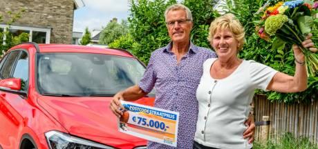 PostcodeStraatprijs valt in Den Hoorn: 'We gaan ons kind helpen met het kopen van een huis'