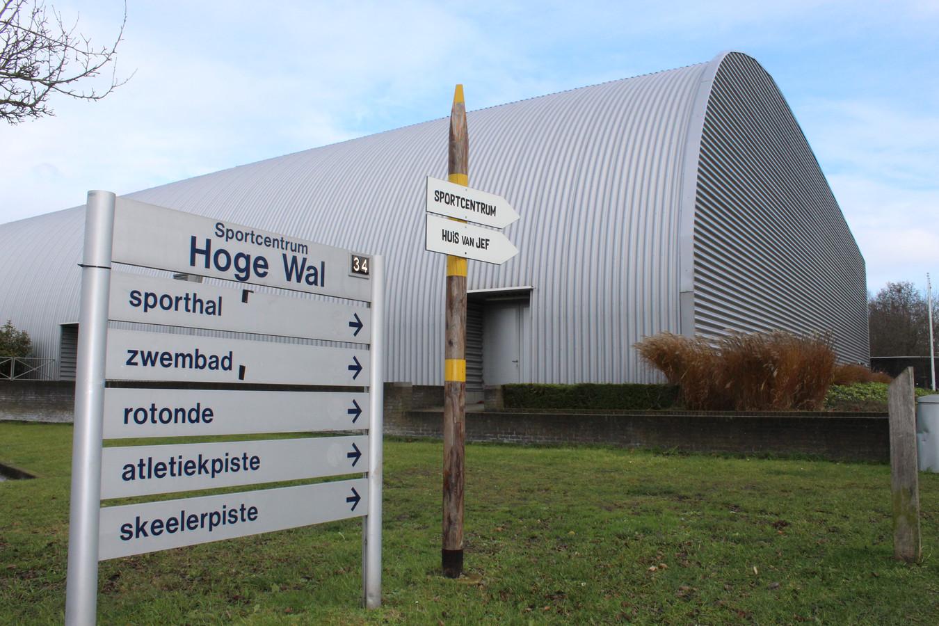 Sportsite Hoge Wal in Ertvelde.