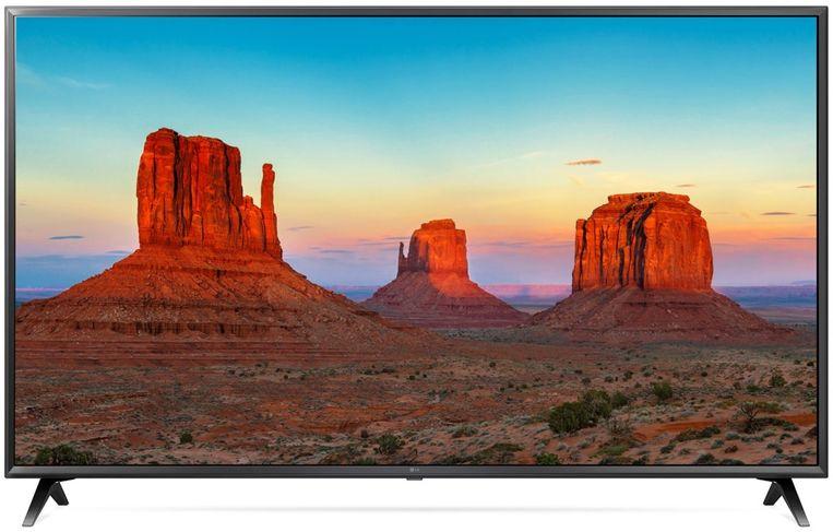 Ook LG laat zich niet onbetuigd in de laaggeprijsde 65-inch-markt.
