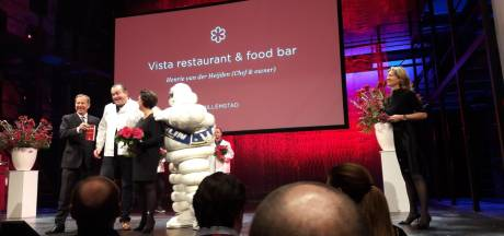 Michelinster voor restaurant Vista in Willemstad: 'Waanzinnig'