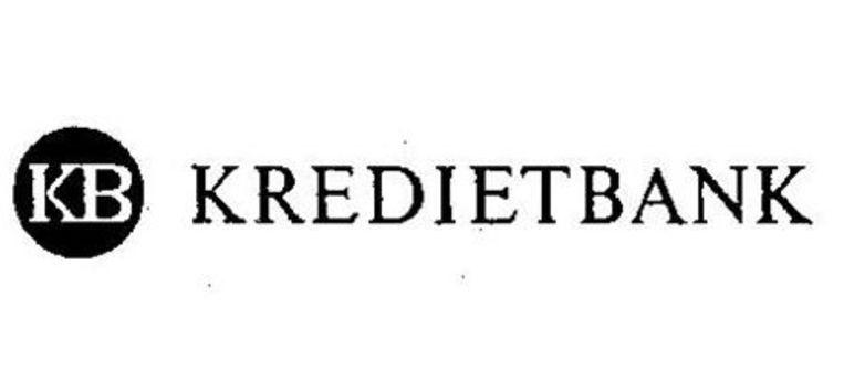 De Kredietbank (KB), de voorloper van KBC. Beeld kos