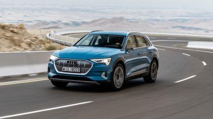 Puur elektrische e-tron is Audi's 'gamechanger'