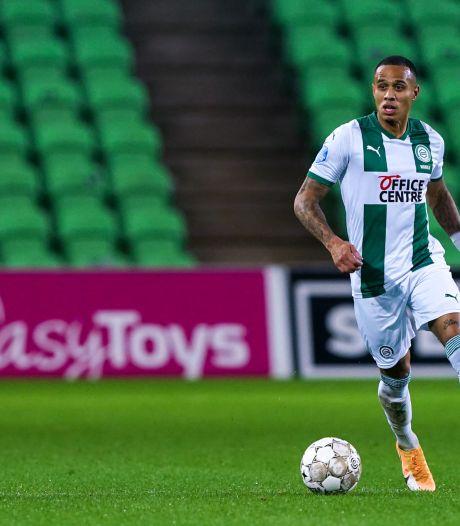 Damil Dankerlui bij FC Groningen verlost van zijn 'zwerversbestaan'
