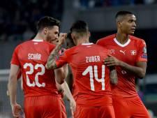 Zwitserland doet wat het moet doen tegen Georgië