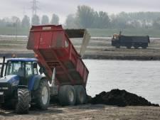 Regels versoepeld, grondstortingen in Plas van Heenvliet mogen weer