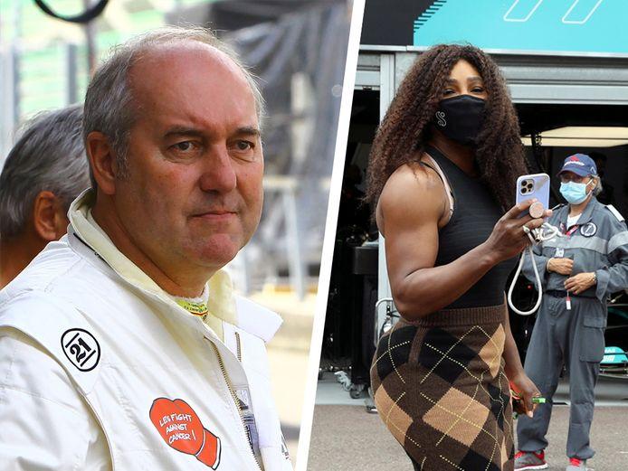 Marc Duez/Serena Williams