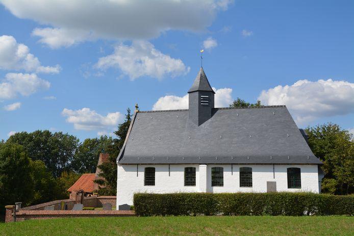 De kapel kan vanaf nu worden gehuurd voor kleine plechtigheden en socioculturele evenementen.