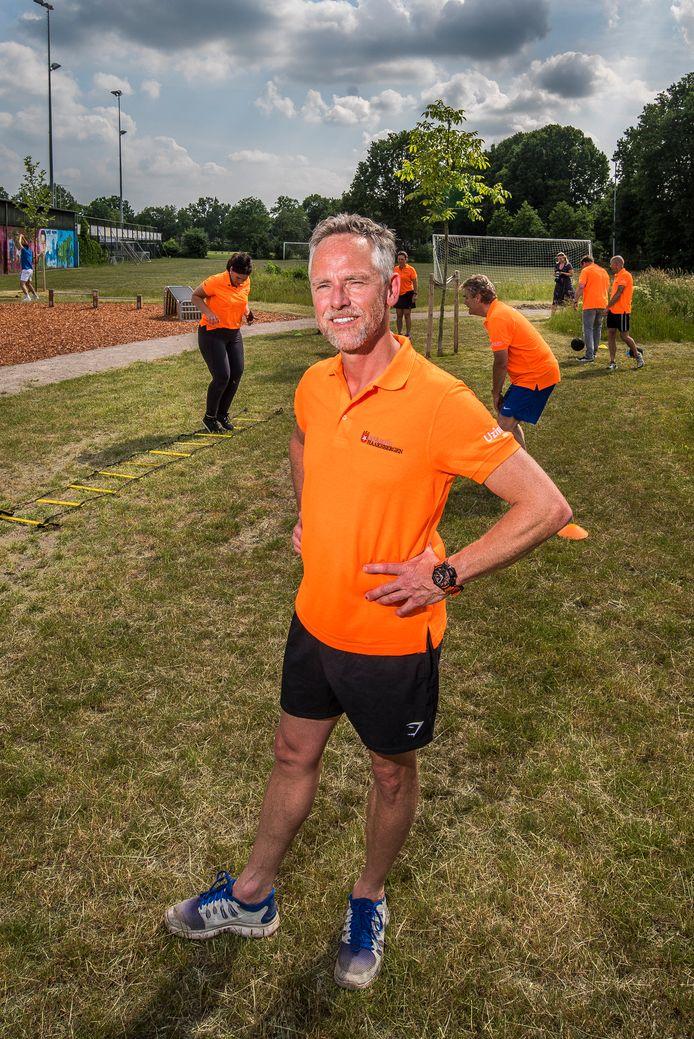 """Directeur Gerben Bouwmeester van Uzin Utz: """"We willen als bedrijf uit Haaksbergen graag iets terugdoen voor de maatschappij."""""""