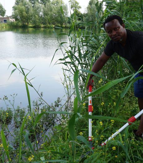 Dankzij de Driestroom werkt Pascal (43) nu bij sportvereniging de Pas: 'In Congo werkte ik als chauffeur'