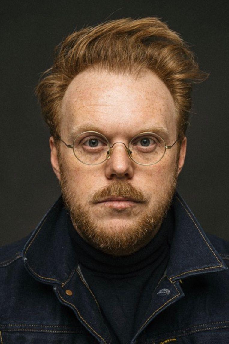 Acteur en filmregisseur Fabian Jansen Beeld Marc Haers