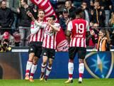 PSV-seizoen is voorlopig kopie van start Ajax in 2006