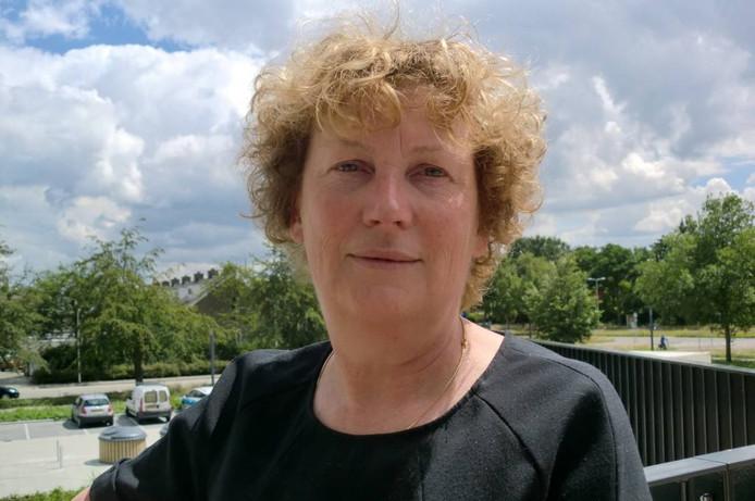 Rector Marijke Broodbakker van scholenvereniging OMO.