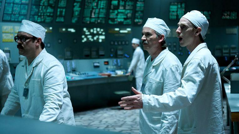 Chernobyl Beeld HBO