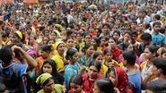 Protest kledingarbeiders Nike gewelddadig neergedrukt