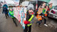 Video: Lagereschool kinderen betogen voor beter klimaat