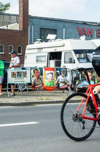 """Leuvenaars verhuren gegeerde plekjes langs het WK-parcours: """"Onze parking is omgetoverd tot een camping, inclusief optreden van Sergio"""""""