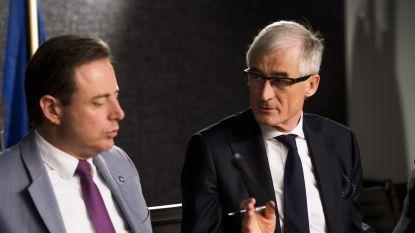 """Bourgeois: """"Bart De Wever zou prima minister-president van Vlaanderen zijn. En ik zal hem niet tegenhouden"""""""