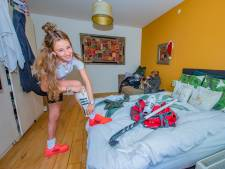 Elfi Verhulst (17): 'Ik zei altijd dat ik tien kinderen wilde, dat komt misschien omdat ik zelf enig kind ben'