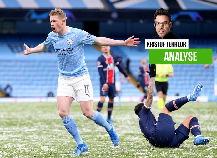 Onze Engeland-watcher over de finaleplaats van Manchester City in de Champions League.
