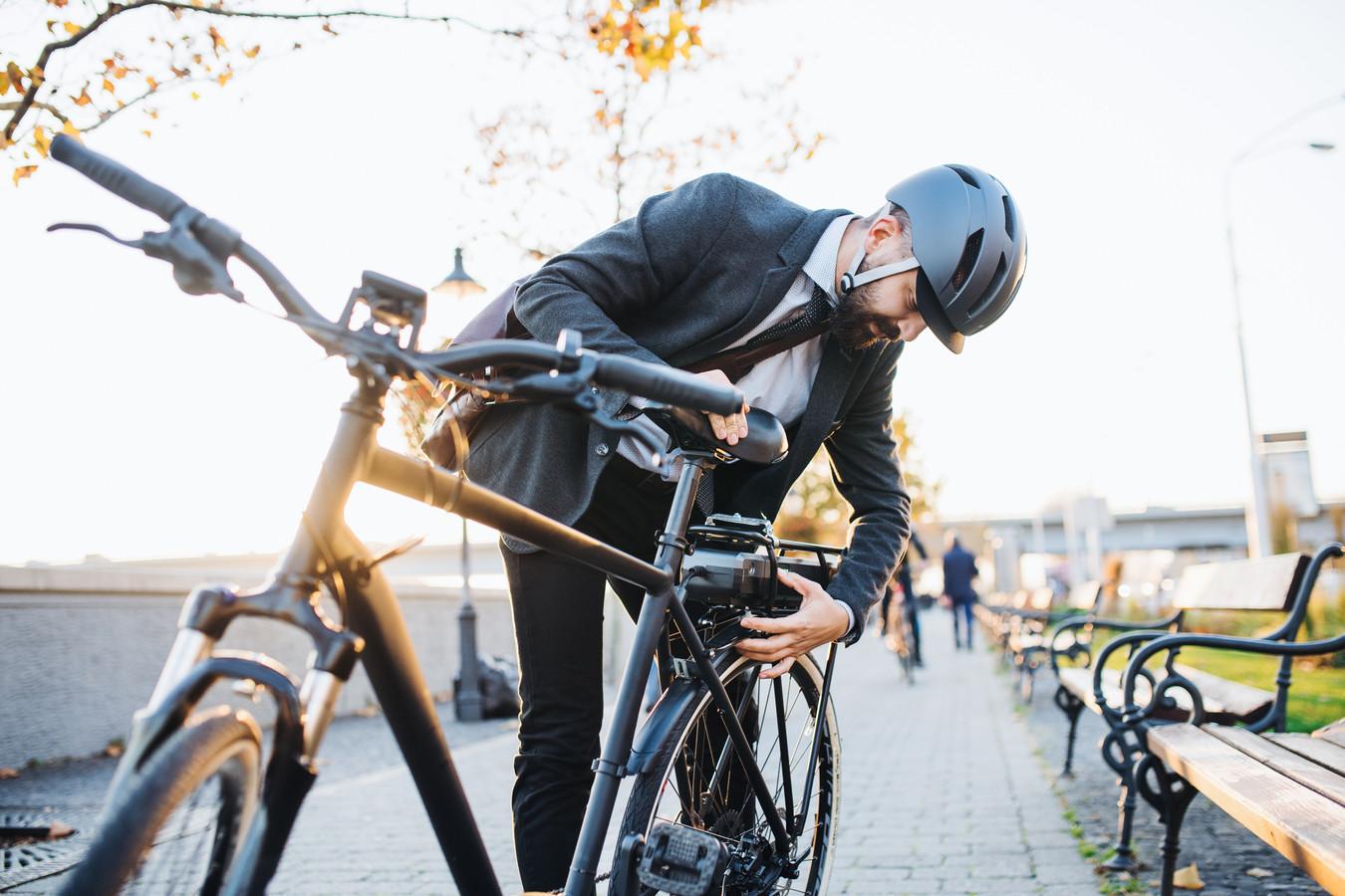 Un Belge sur cinq (18%) a utilisé un vélo électrique un l'an dernier.
