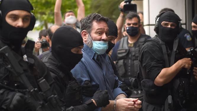 Vroeger neonazistisch Grieks Europarlementslid aan Athene overgeleverd