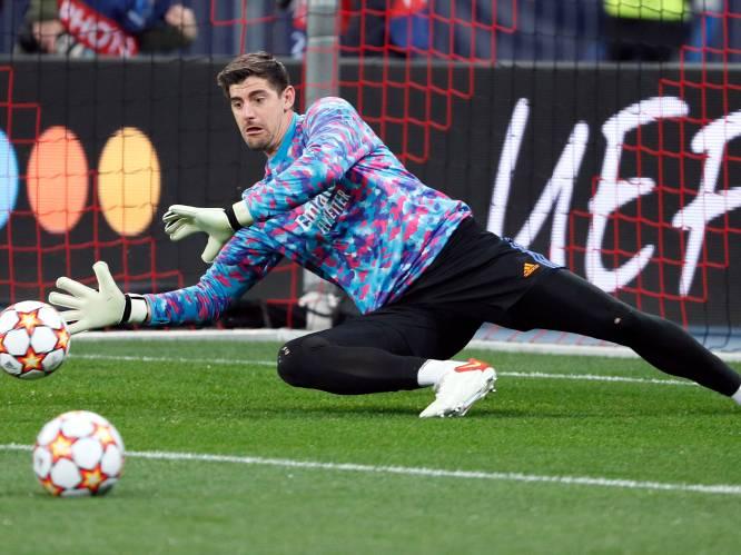 Courtois staat in Camp Nou voor een Kleine Oorlog. Maar wanneer speelt-ie eens die Grote Oorlog?