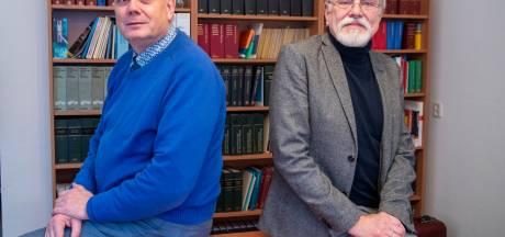 De 'Anker en Anker' van 'Bongers en Bongers' zwaaien in Ommen en Zwolle af als advocatenbroers