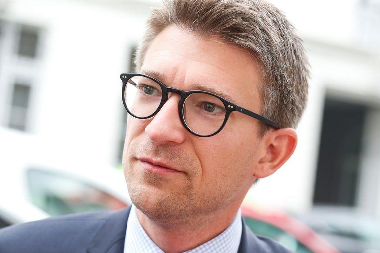 Pierre-Yves Dermagne (PS) Beeld belga