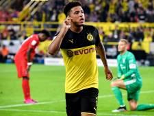 Ongrijpbare Sancho bezorgt Dortmund Duitse Supercup tegen Bayern