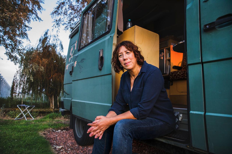 Irma Van Dueren, de nieuwe Nederlandse ambassadeur in Soedan. Beeld Aurélie Geurts
