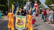 Duizend jaar Massemen gevierd tijdens 61ste Oogststoet