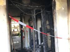 Rookmelders en blaffende hond de reddende engelen bij brand in flatgebouw in Epe