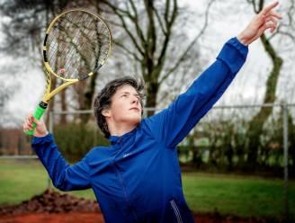"""Jago Lievens (TC Lovendegem) kijkt al uit naar volgend tennisseizoen: """"Benieuwd wat ik waard ben bij mannen 4"""""""