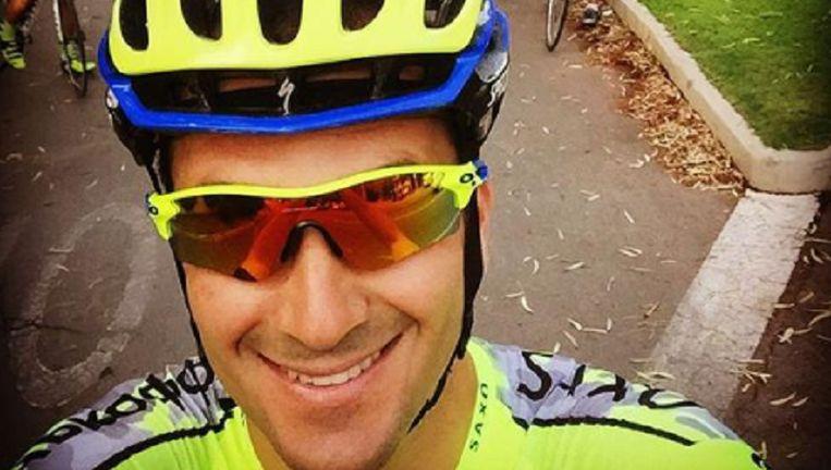 null Beeld Twitter Ivan Basso