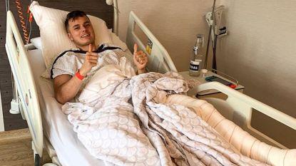 FT België (8/5). Vanheusden succesvol geopereerd aan knie - Pro League komt tussen in Mechels kort geding