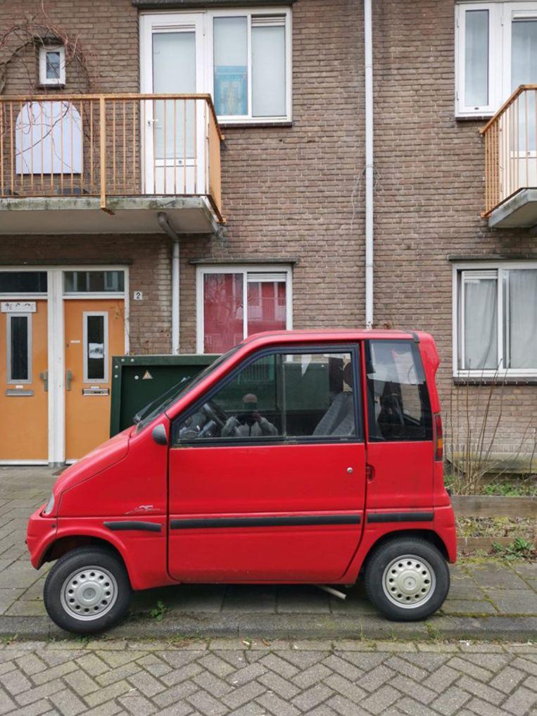 De gestolen Canta van Willem Coninck Liefsting. Beeld
