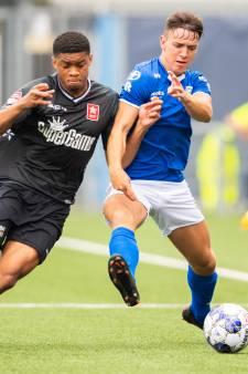 Het is nog magertjes bij FC Den Bosch, dat ook van MVV verliest