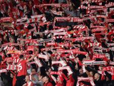 Aanval Feyenoordfans op Duitse clubleiding in restaurant, politie Rotterdam op scherp