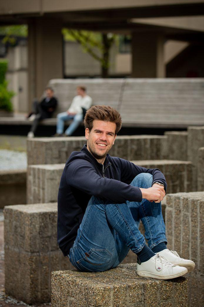Stijn Rademaker van platform Meet Other Students