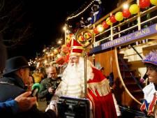 Sinterklaas komt weer per boot naar Noord-Veluwe, maar ziet af van massale optochten