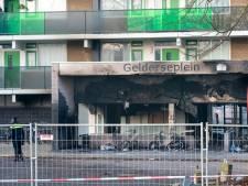 Vuurwerk mogelijk oorzaak flatbrand Arnhem, waarbij vader en zoon (4) omkwamen