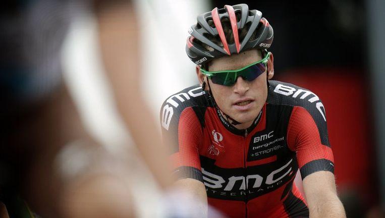 Voor de 27-jarige Ben Hermans wordt het zijn tweede deelname aan de Giro.