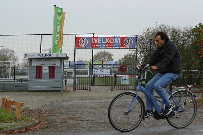 Sportpark De Meent dreigt te sluiten.