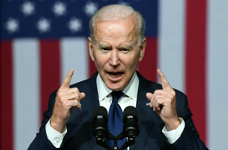 Amerikaans president Joe Biden. Beeld AFP