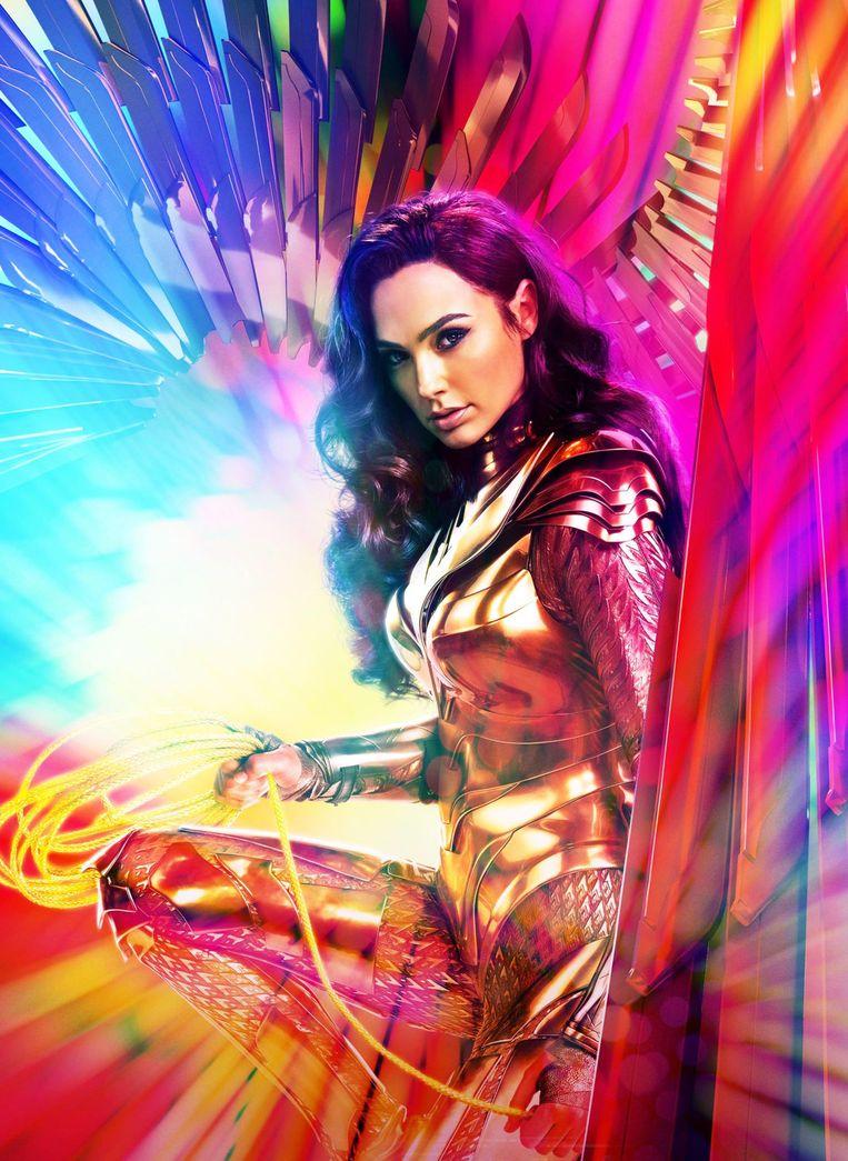 Gal Gadot als Diana ofwel Wonder Woman. Beeld Alamy Stock Photo
