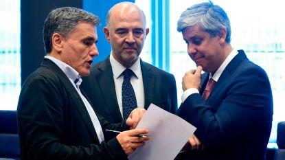Eurolanden maken einde aan Griekse schuldencrisis na marathonvergadering