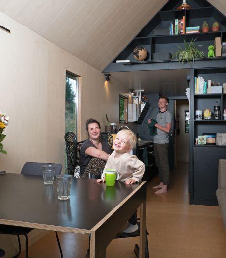 Wonen in een Tiny House: minder poetsen, minder werken, meer vrije tijd
