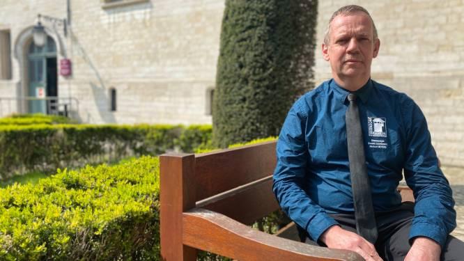 """""""Het Fort van Breendonk is geen plek voor verheerlijking"""": Site-manager Herbart Beyers hoopt op duidelijk signaal van de rechtbank"""
