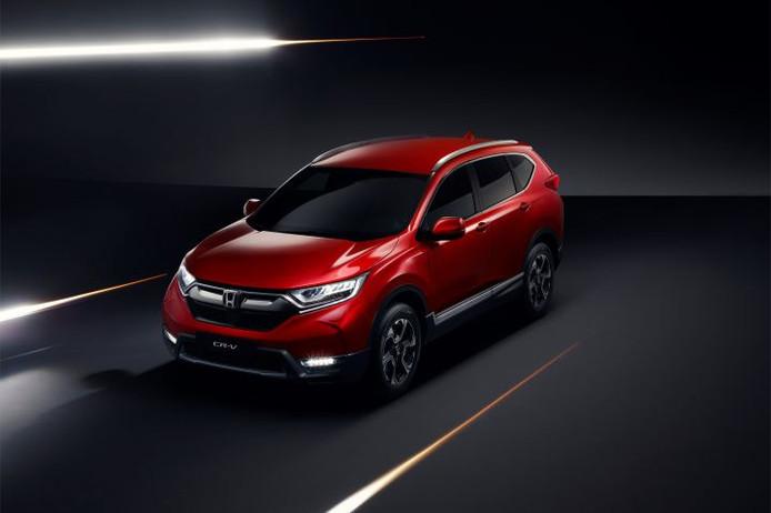 Nieuwe Honda Cr V Komt Eindelijk Naar Europa Ook Als Hybride Auto