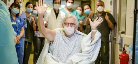 Edwin Janssens (81) overleefde corona en werd zo bekendheid in Chili